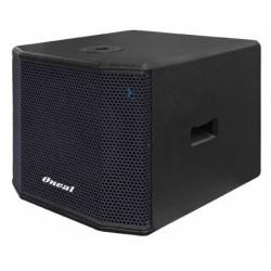 SUB GRAVE ACTIVE LINE 1100W PROGRAMA MUSICAL