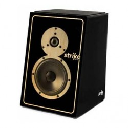 Cajon Inclinado FSA Strike SK 5011 Sound Box com captação
