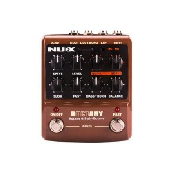 Pedal Nux Roctary - Rotary E Poly-Octave - Pd1066