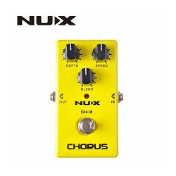 Pedal NUX CH-3 Chorus Low Noise BBD True Bypass
