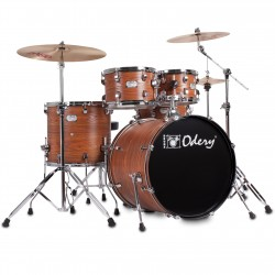 BATERIA ODERY IN ROCK SERIES ORANGE WOOD