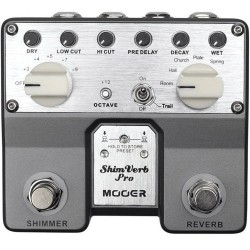 Pedal Mooer Twin Shim Verb PRO